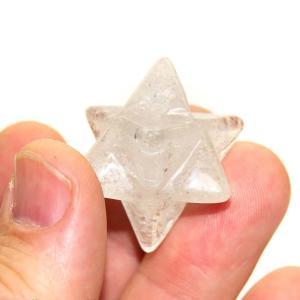 Merkaba vuorikristalli-pieni