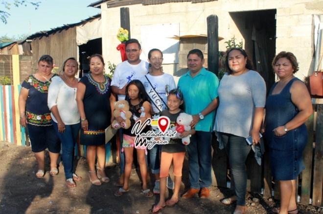 """La Fundación """"Wayak Ek"""" está conformada por un grupo de personas, jóvenes en su mayoría, del municipio de Sucilá dedicados a cumplir los sueños de niños con discapacidad y vulnerabilidad económica."""
