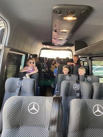 Mercedes Benz Interior Vallarta Transfers and Incentives