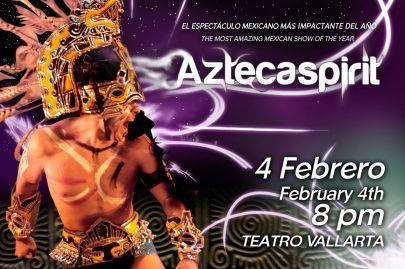 Aztecaspirit, Teatro Vallarta, Febr. 2012