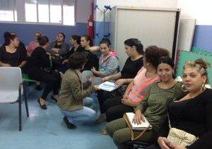 A lo largo del curso escolar, la asociación ha impartido diversos talleres.