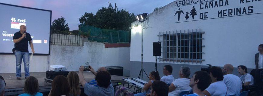 Festival 16kms en la Cañada Real