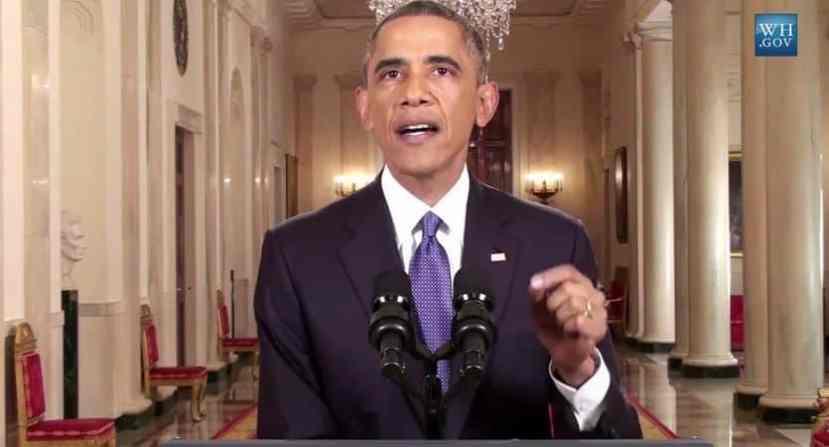 El Presidente Barack Obama Anuncia la Acción Ejecutiva
