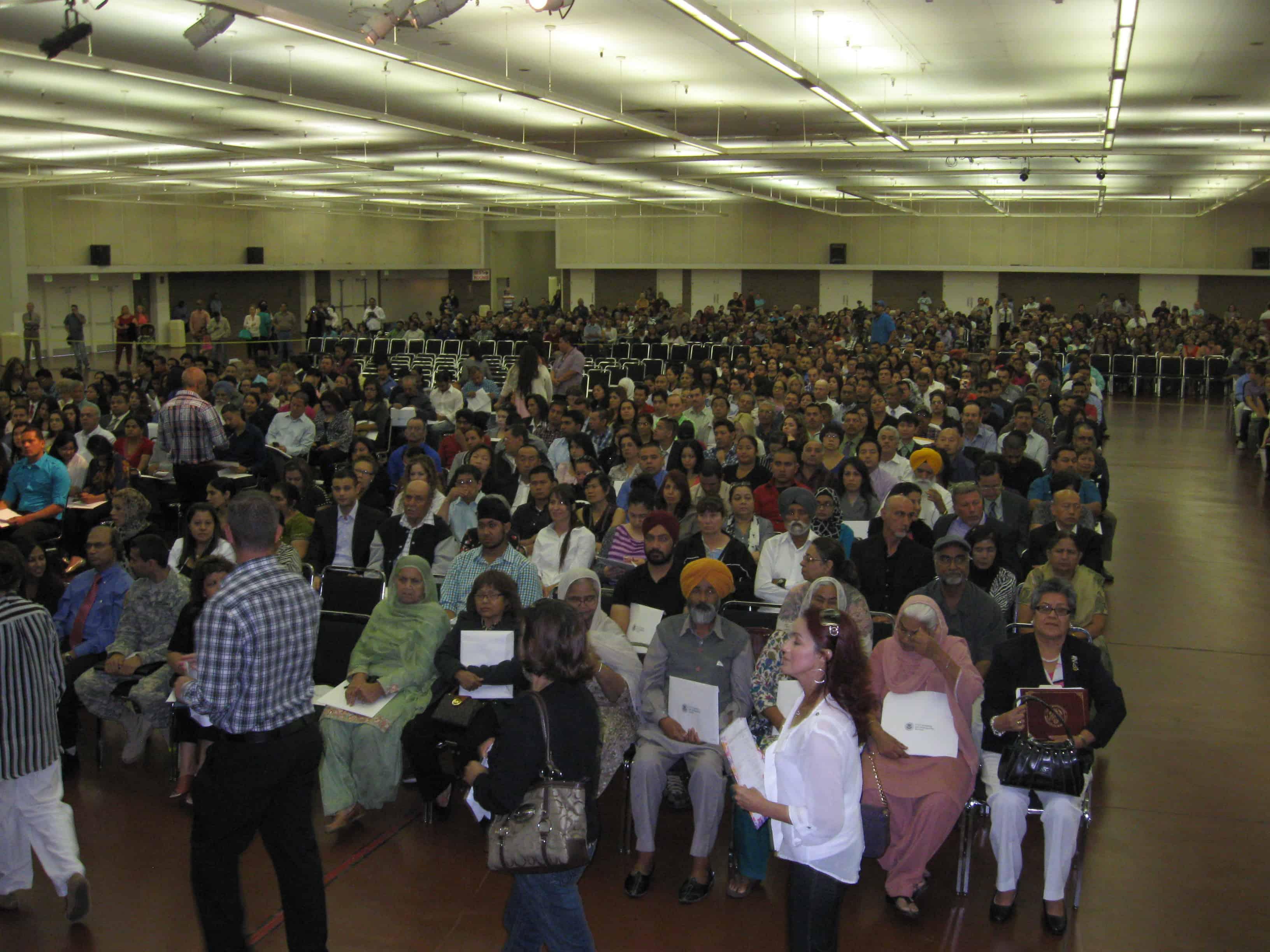 clínica gratuita de ciudadanía en Fresno