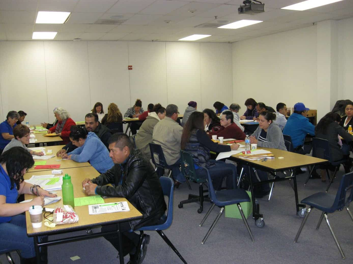 Citizenship workshop in Fresno March 7 2015
