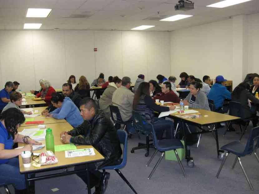 Citizenship workshop in Fresno March 7 2015