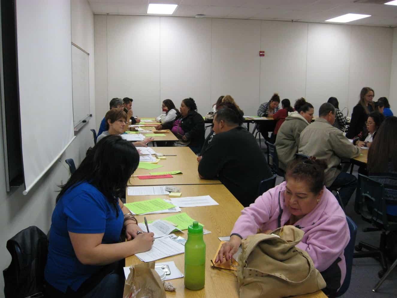 Citizenship workshop Fresno
