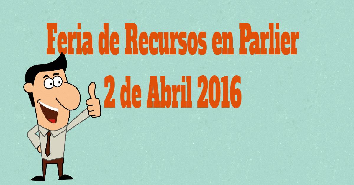 feria de recursos en Parlier 2 abril 2016, Parlier Youth Center