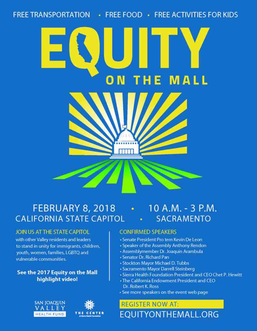 CVIIC Participates in Equity on the Mall 2018