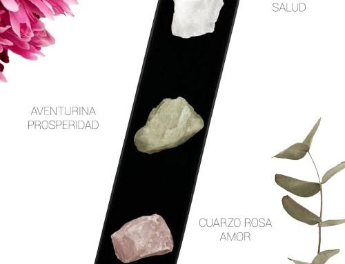 Set de minerales