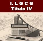 I. L G C G Título IV