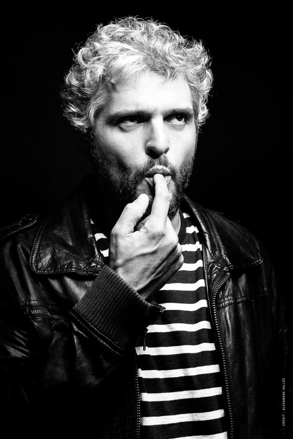 Portrait Photo Studio Pierre-Emmanuel Barré