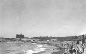 Playa de La Calera y La Puntilla