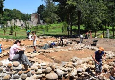 III campagna di indagini archeologiche – 5-25 luglio