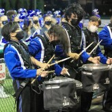 Bothell Drum Line Solo!