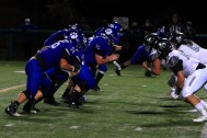 Offensive Line push