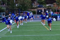 Here comes Bothell Cheer