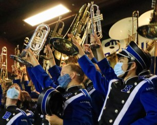 Bothell Band is all fired up!