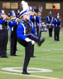 Hayden Bewley auditioning for the Radio City Rockettes!
