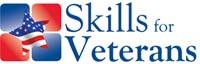 Skills For Veterans logo