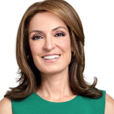 TV commentator and business journalist Suzy Welch is among those speaking during Leadercast.