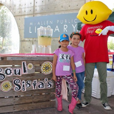 Soul Sista's was among the youthful businesses at last year's Lemonade Day. (Courtesy)