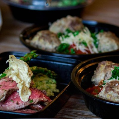 photo courtesy of Made. Chef Prepared Meals To Go