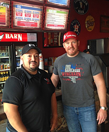 Daniel Pompa and Bobby Saenz took an idea and built into a Valleywide chain of restaurants. (VBR)