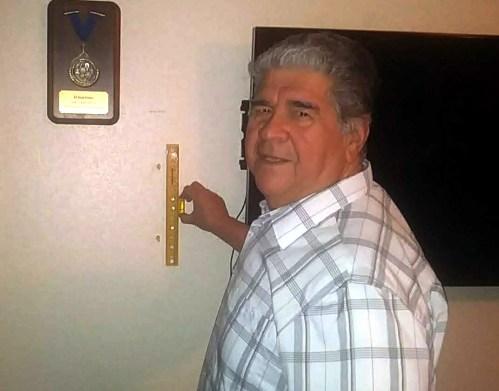Juan Guerrero of EZ Stud Finder