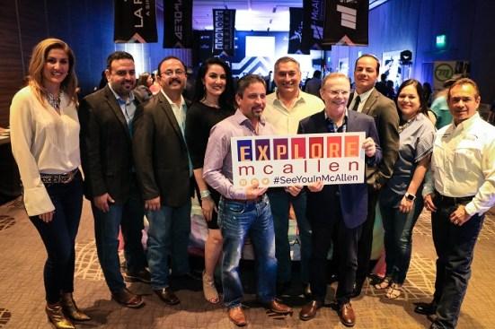 McAllen representatives in Mexico CIty