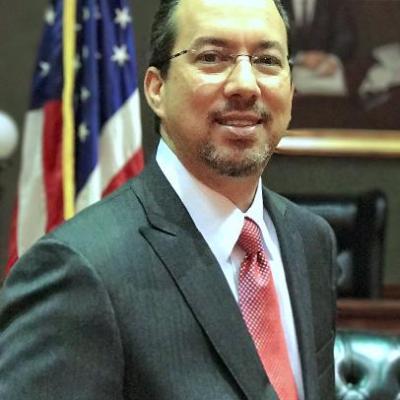 Cameron County Judge Eddie Trevino