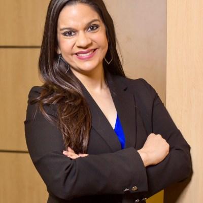 Rebecca Marie De Leon serves as dean of South Texas College's dual enrollment program.