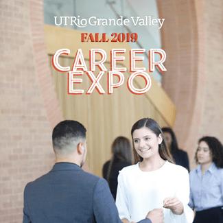 UTRGV career expo