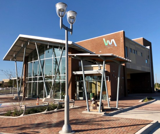 The new Edinburg Valley Metro station is set to open later this month.