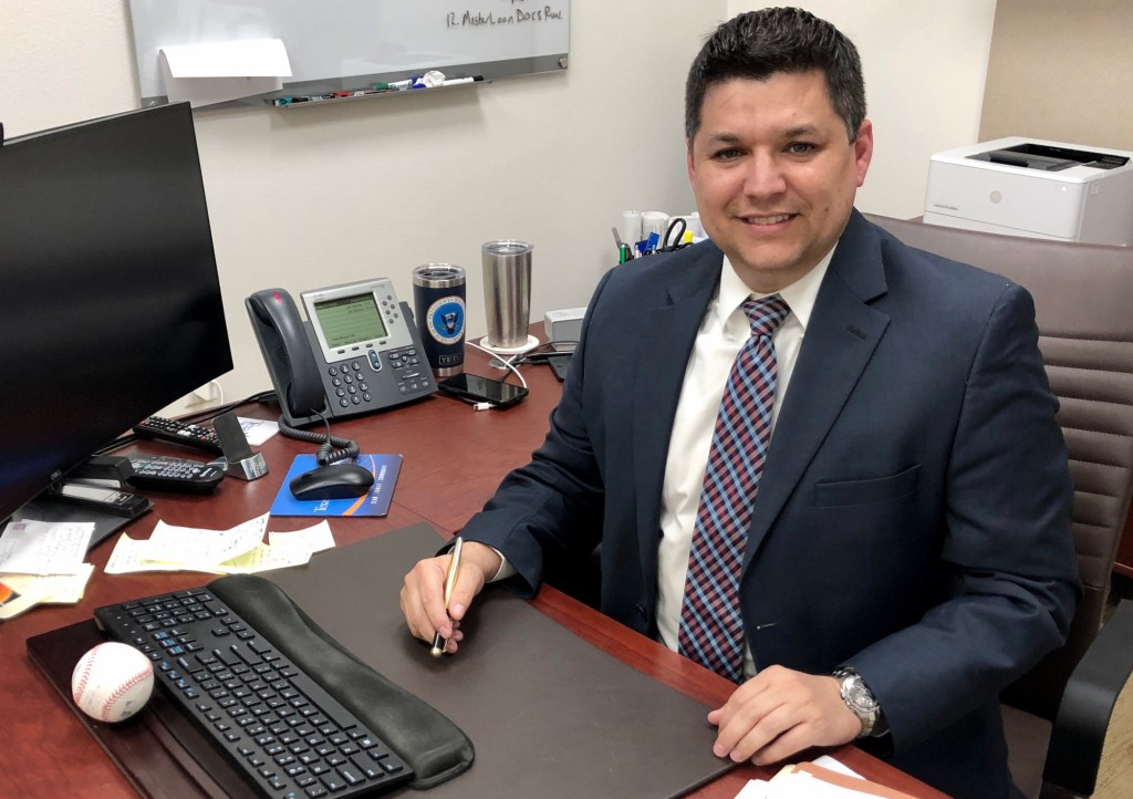 Joe Quiroga is the first Valley banker to serve on the Federal Reserve Bank of Dallas.