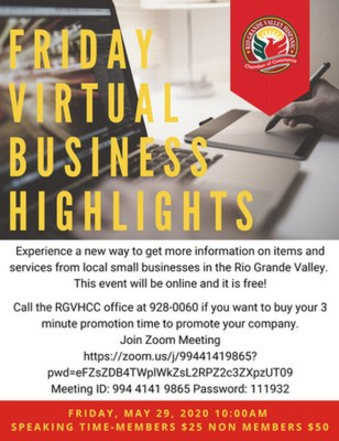 Virtual Business Highlights