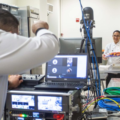 South Texas College will continue to make extensive use of technology this fall while preserving in-person required activities. (photo STC)