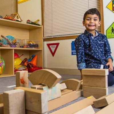 South Texas College Mid-Valley Campus Child Development Center
