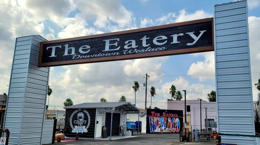 The Eatery is giving downtown Weslaco a new attraction. (Courtesy)