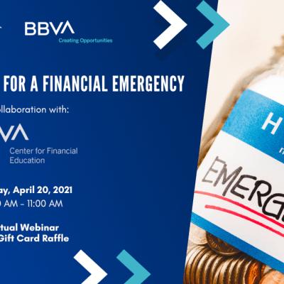 Preparing for a Financial Emergency