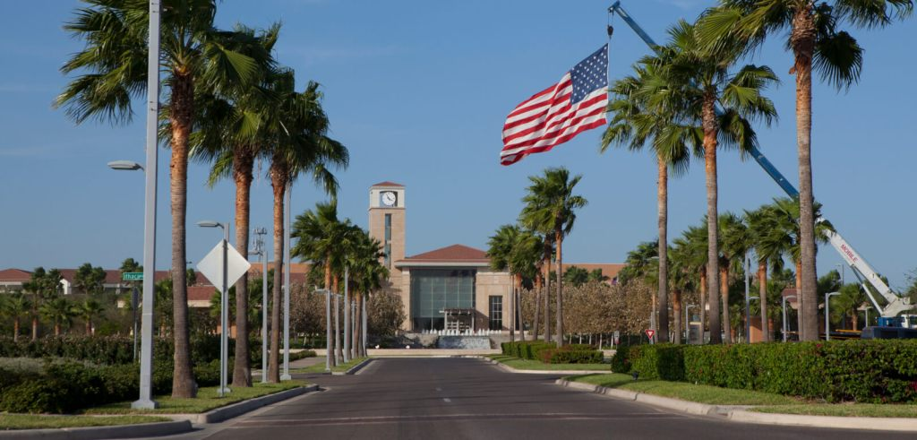 McAllen Convention Center (photo City of McAllen)