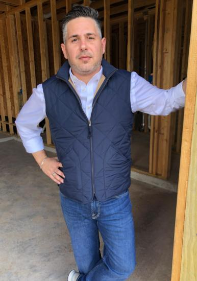 Jason Cano is a local born-and-raised builder who's tapping into Harlingen's growth.