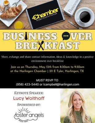 Business Over Breakfast May 2021