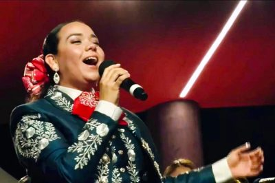 The Mariachi Margaritas prove an all-women cast can perform on the biggest stage.