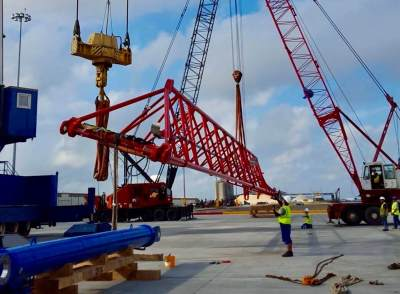 Companies at the Port of Brownsville are among those in the RGV that are seeking workers to fill open positions. (Courtesy)