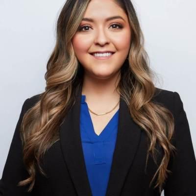 Greater Pharr Chamber of Commerce President/CEO Marcela Beas