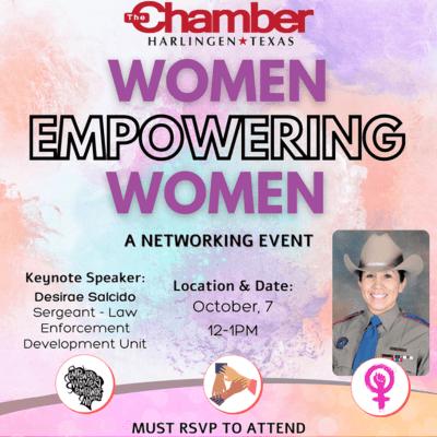 Women Empowering Women - Desirae Salcido