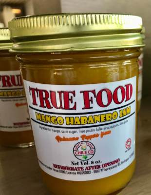 Local vendors like True Food of Harlingen are among the variety of Rio Grande Valley products at Mercato.