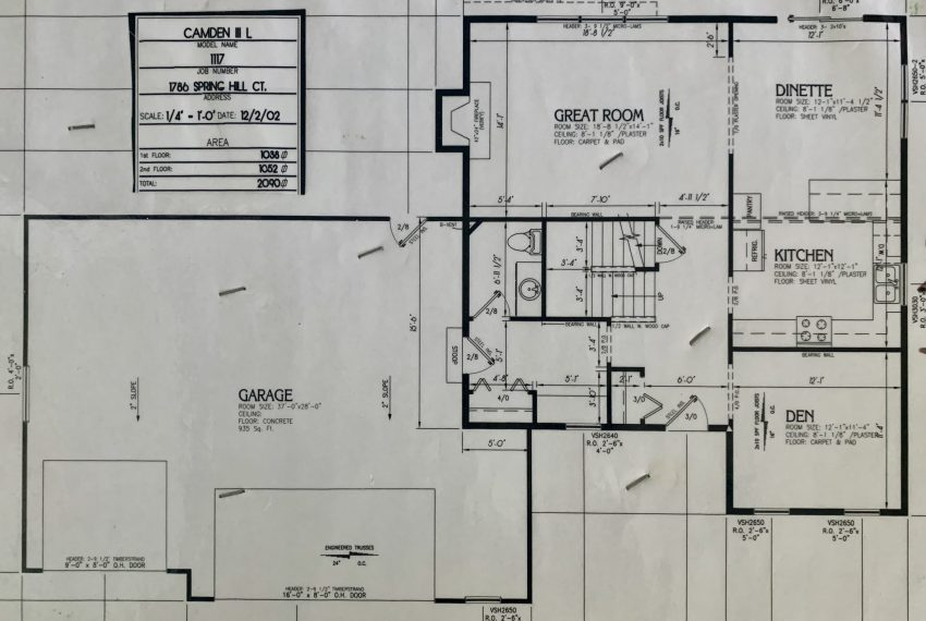 25 First Floor Plan