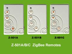 Z-501ABC-Z501ABC ZigBee Remotes